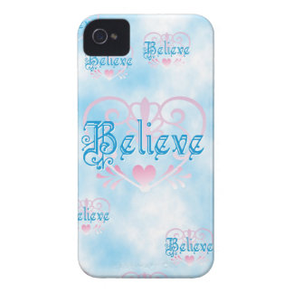Believe iPhone 4 Cover