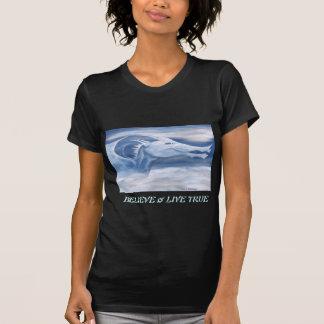 Believe & Live True T Shirt