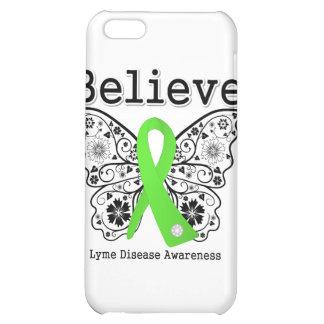 Believe Lyme Disease Awareness iPhone 5C Case
