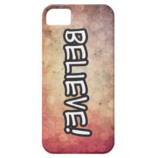 Believe marries! barely there iPhone 5 case