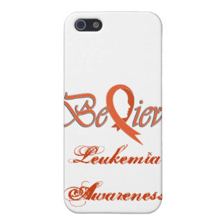 "Believe ""Orange Gift Items"" iPhone 5/5S Case"