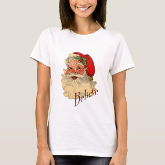 Believe Santa T-Shirt