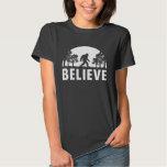 Believe Sasquatch Tshirts