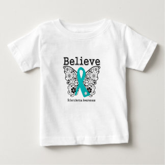 Believe Scleroderma Awareness T Shirts