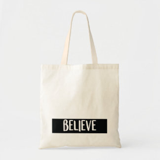 Believe - Shopping Bag