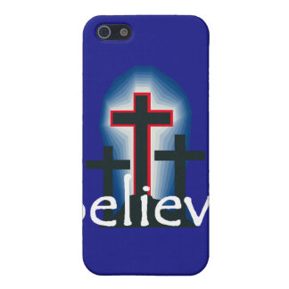 Believe Speck Case Cover For iPhone 5/5S