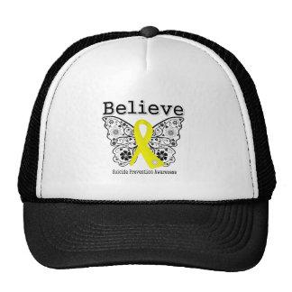 Believe Suicide Prevention Awareness Hat