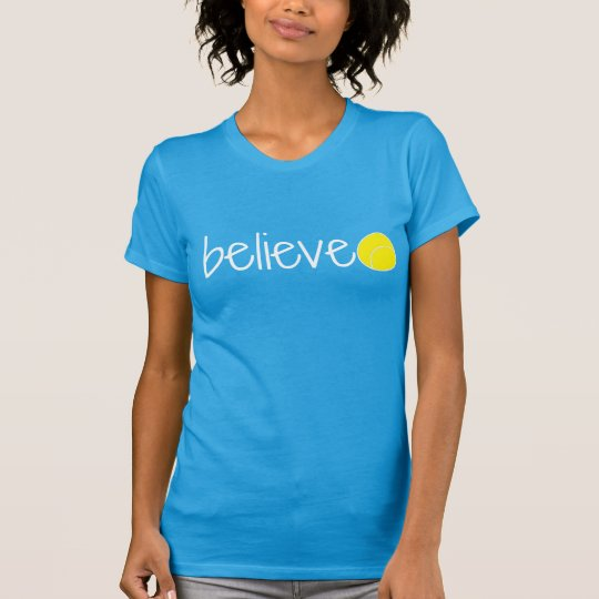 Believe Tennis T-shirt