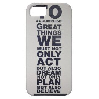 believe tough iPhone 5 case