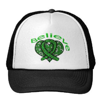 Believe Traumatic Brain Injury Hats