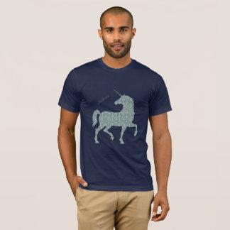 Believe Unicorn Fantasy Magical Horse Clipart T-Shirt