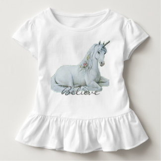 Believe Unicorn Kids T-Shirt