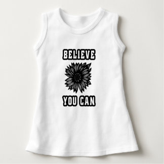 """""""Believe You Can"""" Baby Raglan Shirt"""
