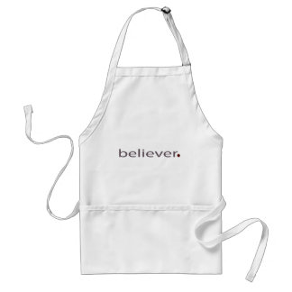 believer aprons