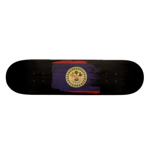 Belise Flag Skateboard