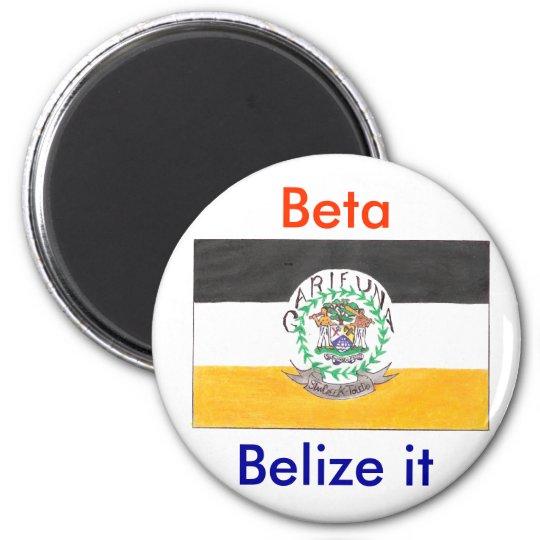 Belise it magnet