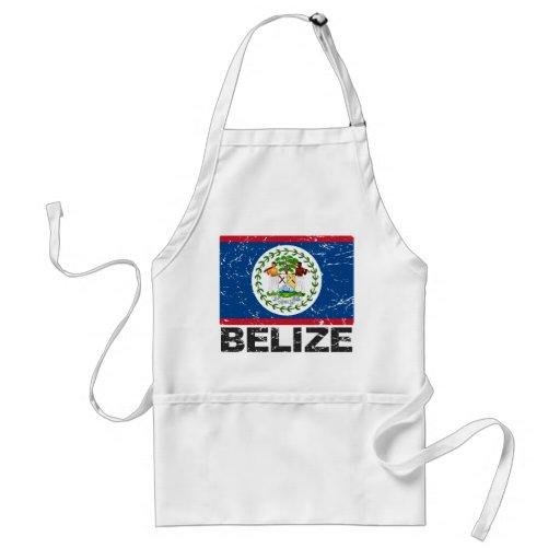 Belise Vintage Flag Apron