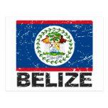 Belise Vintage Flag Post Cards