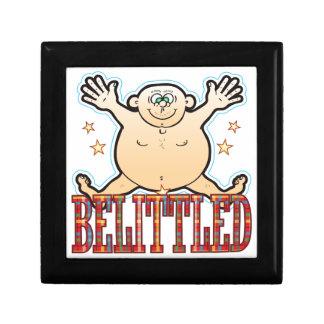 Belittled Fat Man Gift Box