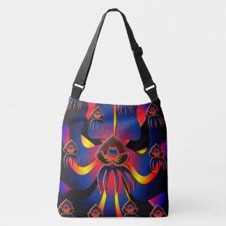 Belize Black Orchid Tote bag