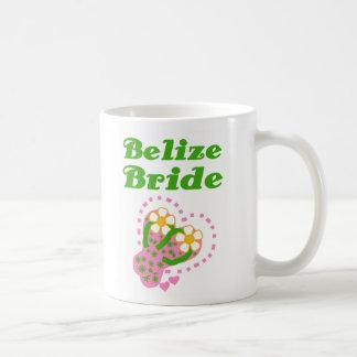Belize Bride Coffee Mug