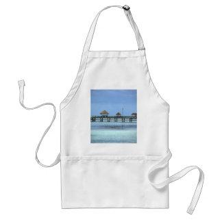 Belize Dock Huts Standard Apron