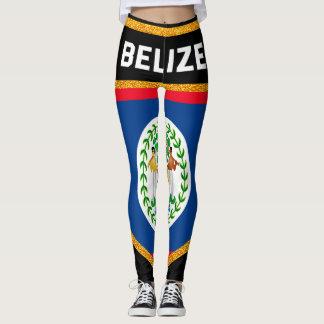 Belize Flag Leggings