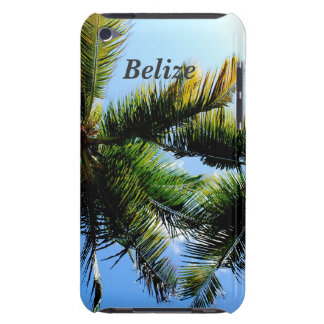 Belize Palm Trees Barely There iPod Cases
