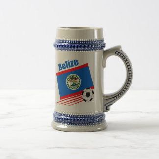 Belize Soccer Team Beer Steins