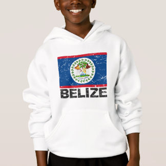Belize Vintage Flag