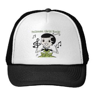 Belizean Girls Rock Mesh Hat