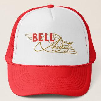 Bell aircraft trucker hat