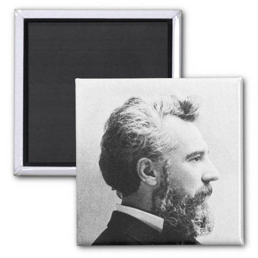 Bell ~ Alexander Graham / Inventor Educator Refrigerator Magnet