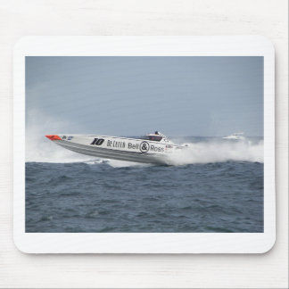 Bell and Ross Powerboat Mousepad