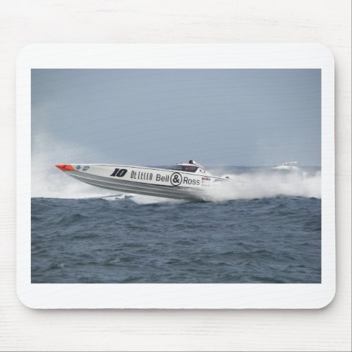 Bell and Ross Powerboat. Mousepad