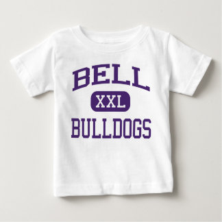 Bell - Bulldogs - Bell High School - Bell Florida Baby T-Shirt