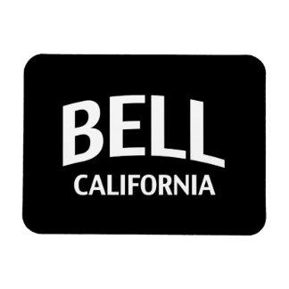 Bell California Rectangular Magnets