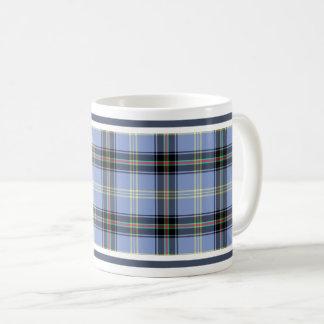 Bell Clan Tartan Coffee Mug