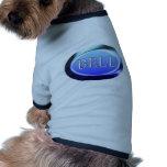 bell dog shirt