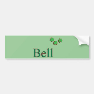 Bell Family Bumper Sticker