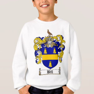 BELL FAMILY CREST -  BELL COAT OF ARMS T SHIRTS