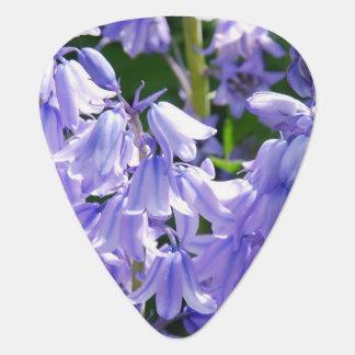 bell-flower-4 guitar pick