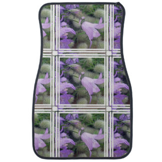 bell-flowers-2 car mat