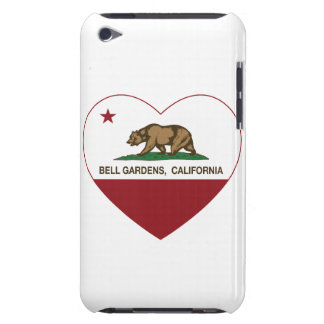 Bell Gardens California Heart iPod Touch Covers