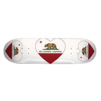Bell Gardens California Heart Skate Board Decks
