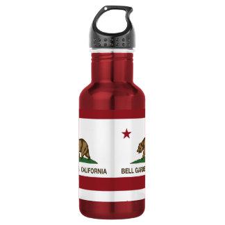 Bell Gardens California 18oz Water Bottle