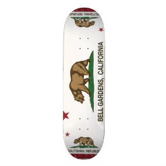 Bell Gardens California Skate Deck
