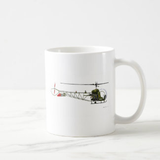 Bell OH-13 Sioux Coffee Mug