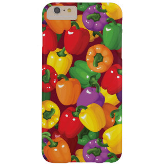 Bell Pepper Pattern Barely There iPhone 6 Plus Case