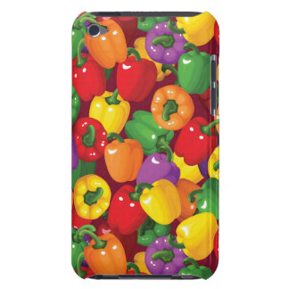 Bell Pepper Pattern Case-Mate iPod Touch Case